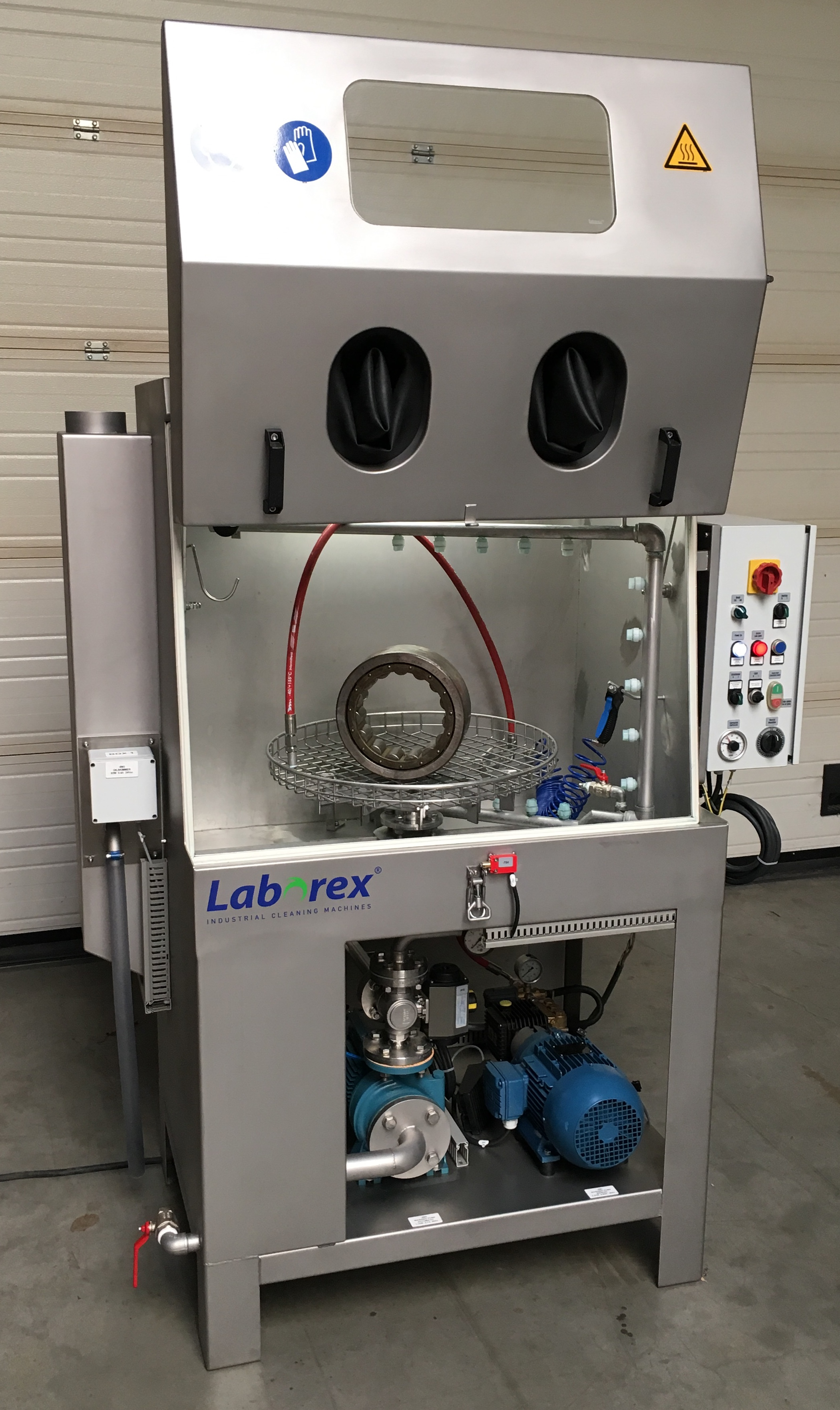 High Pressure Cleaning Cabinets Laborex